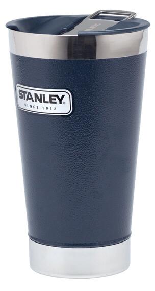 Stanley Vaccum Pint Drinkfles 473ml blauw/zilver